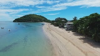 Тропічні пейзажі острова Носи Бе близько Мадагаскару.