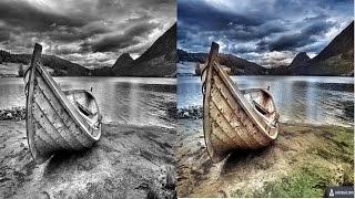 Как из черно-белого фото сделать цветное онлайн(Как из черно-белого фото сделать цветное онлайн http://demos.algorithmia.com/colorize-photos/, 2016-08-28T21:15:28.000Z)