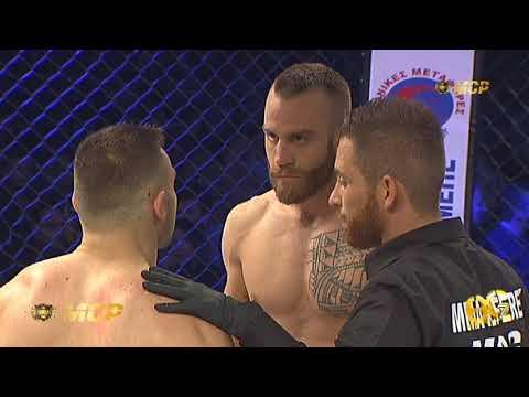 Παλαιολόγος vs Μέρμιγκας - MCP 7 MMA GREECE