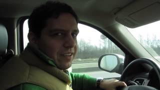 Путешествие из Финляндии в Москву на машине!(Путешествие выдалось очень интересным! Мы выехали из Иматры (Финляндия), проехали через Санкт-Петербург..., 2015-03-21T13:33:19.000Z)