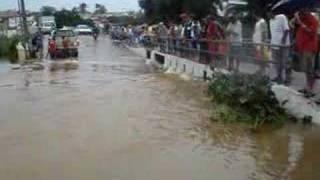 Aumento das chuvas em Salgueiro-PE