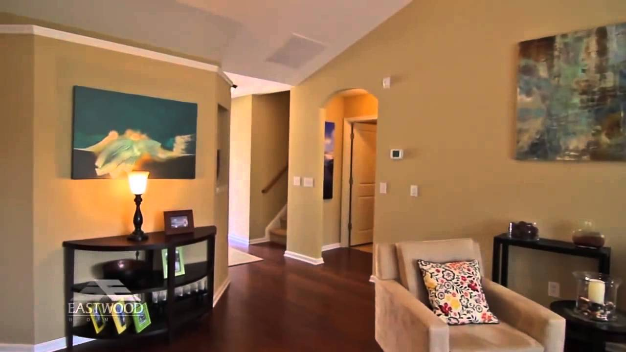 New Homes in Charleston, SC The Newport by Eastwood Homes - YouTube