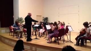 June 9th 2012 string fling @ Indian Hill Music School Littl