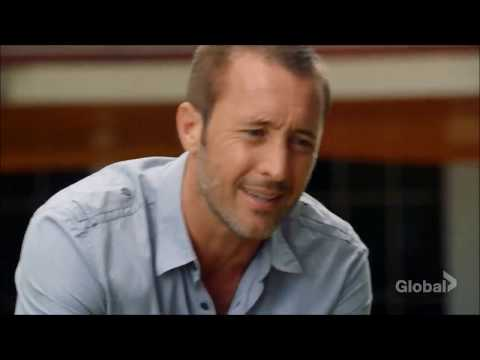 Hawaii Five0 9x02 Steve and Danny s Funny Argument