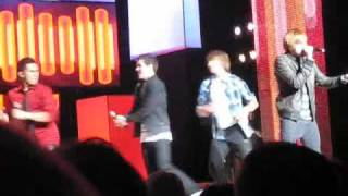 big time rush performs at nick upfront