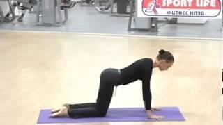40 Йога для похудения часть 1