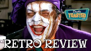 BATMAN '89 - RETRO MOVIE REVIEW HIGHLIGHT - Double Toasted