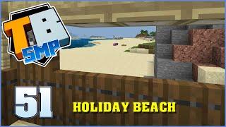 Holiday Beach | Truly Bedrock Season 2 Episode 51 | Minecraft Bedrock Edition