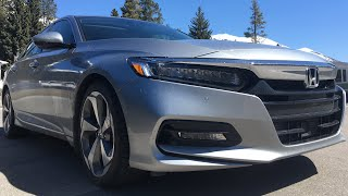 Giving Back the 2018 Honda Accord Touring 2.0 - One Week Later
