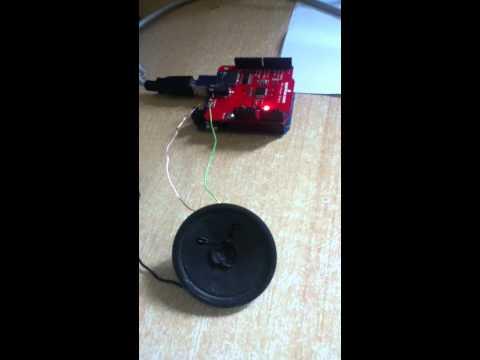 Arduino + Sparkfun Mp3 Player Shield