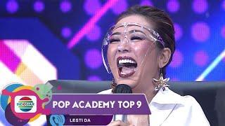 Kiyutt!! Lesti Julit Penampilan Waode Lebih Bagus dari Billar! Bikin Billar Panas | Pop Academy 2020