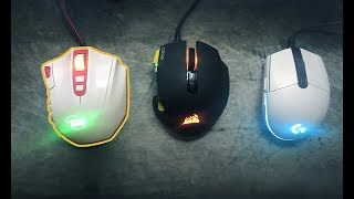 Redragon M901 MOUSE REVIEW - CHEAP MOUSE PARA FORTNITE