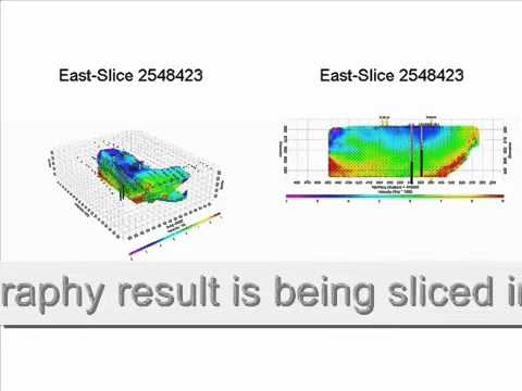 3D Seismic Tomography Data Processing  YouTube