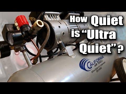 how-quiet-is-ultra-quiet?---california-air-tools-ultra-quiet-air-compressor