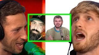 LOGAN AND MIKE GET REAL ABOUT H3H3 VS KEEMSTAR