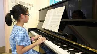 qbps的18 19 鋼琴表演相片