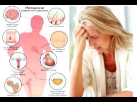 Symptoms of Menopause Menstrual Irregularities, Night Sweats and More