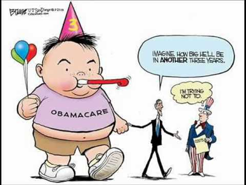 Ding A Ling The Christmas Bell Obamacare Spoof - YouTube