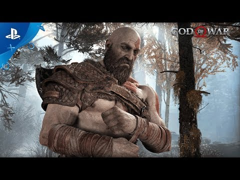 God of War – Story Trailer   PS4