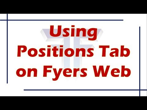 Fyers Web | Positions