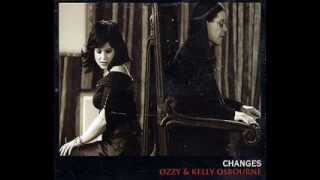 OZZY & KELLY OSBOURNE - CHANGES - COME DIG ME OUT