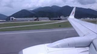 UO 658 Take off @ VHHH RWY07R.MOV