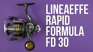 Розпакування Lineaeffe Rapid Formula FD 30