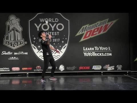 World YoYo Contest 2017 4A - Finals