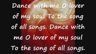 DANCE WITH ME with Lyrics by Paul Wilbur Messianic