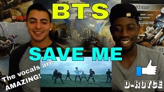 BTS - Save Me MV (OFFICIAL REACTION)