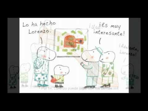 El Cazo de Lorenzo, un cuento infantil para entender a niños diferentes