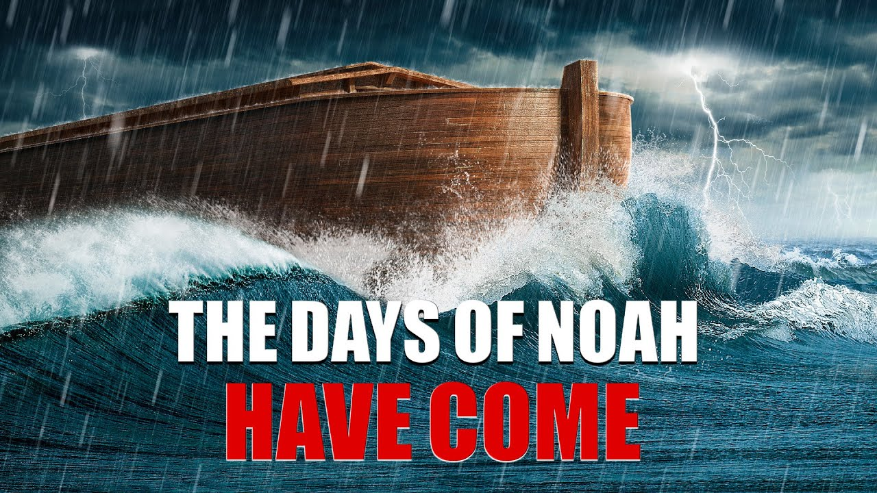 "Warnings of the Last Days From God | Christian Short Film ""The Days of Noah Have Come"""