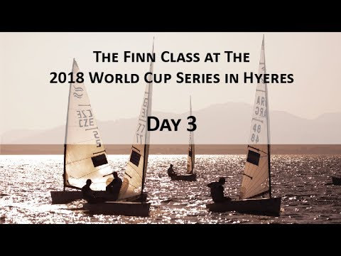 Highlights from Day 3 of the 2018 World Cup Series Hyeres