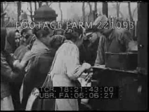 Weimar Republic Scenes - Pt1/2  221093-02 | Footage Farm