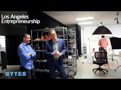 BYTES: IS ENTREPRENEURSHIP PART OF THE LOS ANGELES DNA? with John Tomich of OneStop Internet