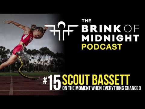 #15: SCOUT BASSETT, Team USA Track & Field Paralympian, American and World Record Holder