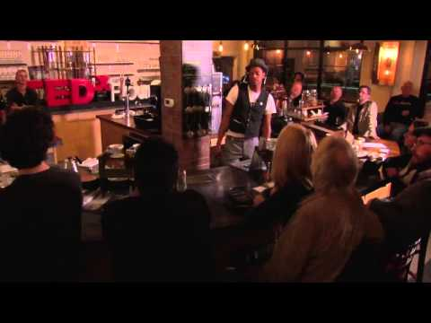 Places, People, & Passion: Creative place making through art | Shawn Dunwoody | TEDxFlourCitySalon
