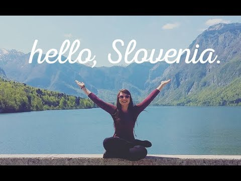 hello, Slovenia. | TRAVEL VLOG
