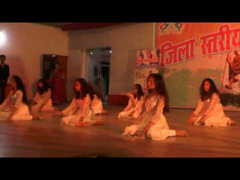 Acid attack dance choreographed by Mithlesh singh