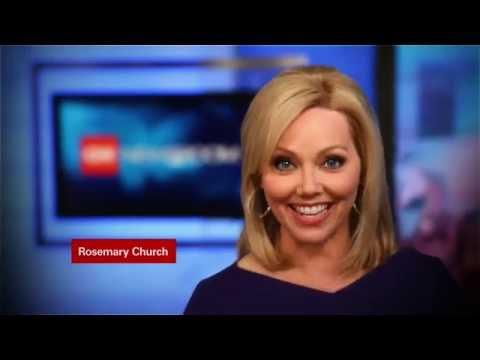 """CNN International HD: """"This is CNN"""" promo - Rosemary Church"""
