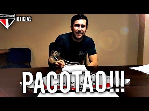 ROBERT ARBOLEDA , JONATHAN GOMEZ E PETROS OS NOVOS REFORÇOS DO SÃO PAULO !!!