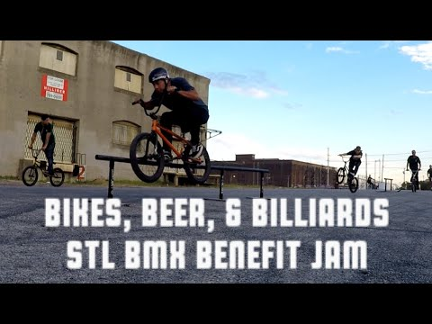 Bikes, Beer, & Billiards Benefit Jam (STL)