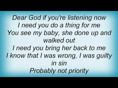 Anthony Hamilton - Pray For Me Lyrics