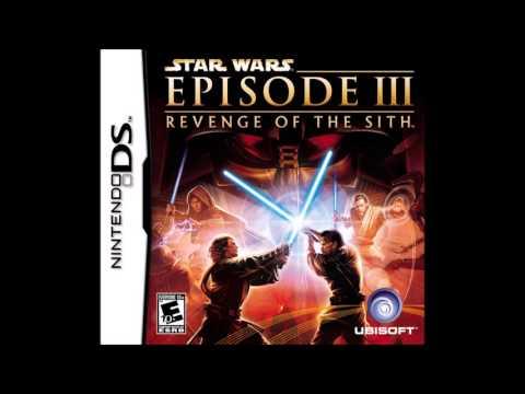Star Wars Revenge Of The Sith Nintendo Ds Soundtrack 24 Youtube
