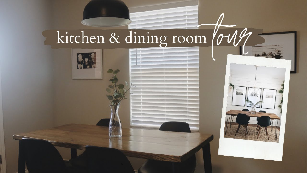 Download KICHEN + DINING ROOM TOUR | VICKY FLORES