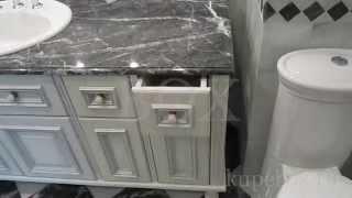 Набор мебели из МДФ для ванной комнаты(Надежная и долговечная мебель для ванной комнаты должна быть изготовлена из МДФ. Предлагаем ознакомиться..., 2012-07-06T13:09:04.000Z)