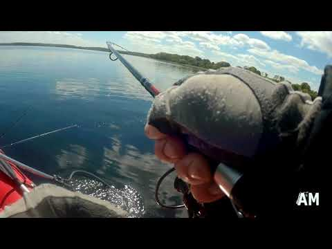 Pike Competition - Pontoon 21- Lough Ree