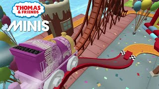 Thomas and Friends Minis - The Dino Dash New 2021 Thomas Minis! ★ iOS/Android app (By Budge)