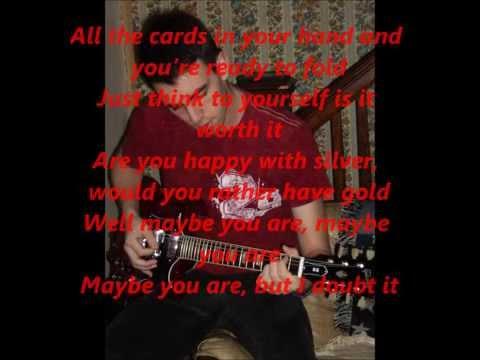 "Shane Reed ""I Doubt It""(Demo Version)-Original Song(Lyrics on screen)"