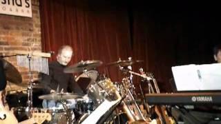 Blue Bossa: Jazz Melodica: Kokichi Tagawa Trio at Natasha 02/07/2011
